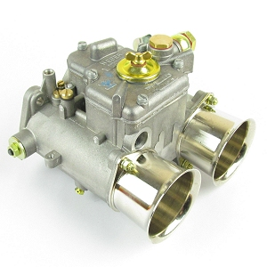 Weber DCOE Carburetor Reference: Theory, Configuration