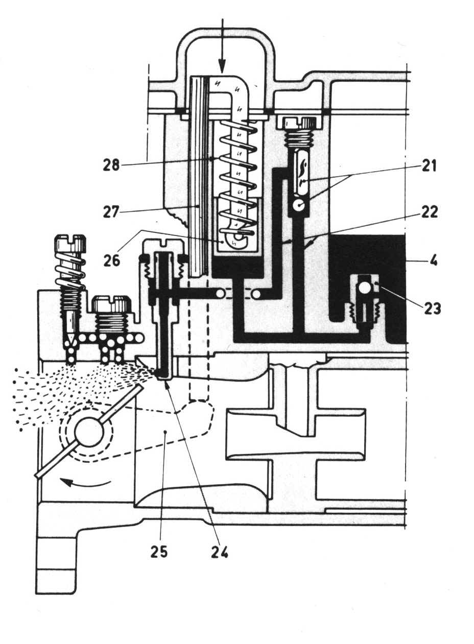 Weber Dcoe Carburetor Reference Theory Configurationtuning The Idler Circuit And Have Been Trying To Locate A Diagram Of This Accelerator Side View