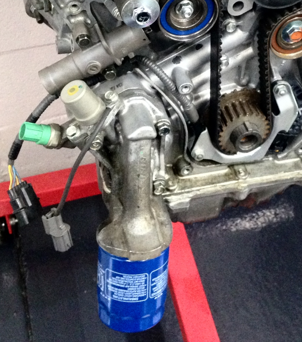 Weak Oil Leak Smell Fixed W Pcv Replacement Vtec Solenoid Valve Besides 2004 Honda Accord Ac Drain On 2006 Ridgeline Diagram 12 Enjoy Long Drives
